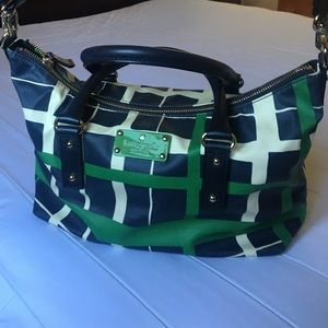 Kate Spade Cloth Shoulder Bag